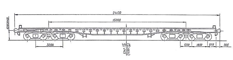 транспортер модели 14 6055